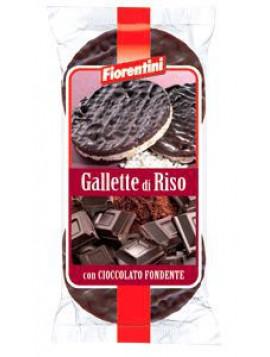 Rice crackers with Dark Chocolate 100g - Gluten free