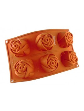 Rose shaped mold  175 x 300 (Professional)