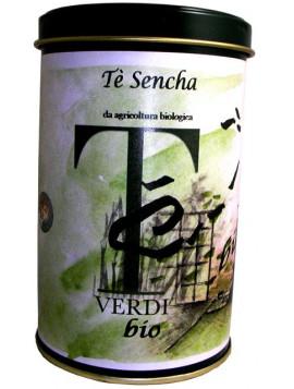 Sencha Tea Tin 100g - Organic
