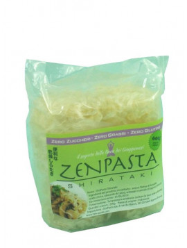 Shirataki dried pasta 250g (600g after hydration)