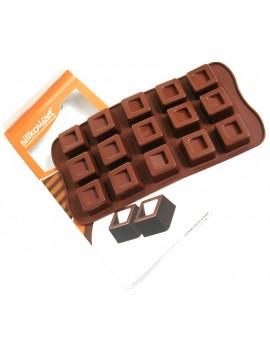 Silicone cube mold
