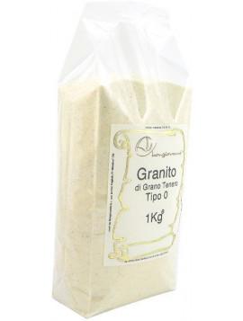 Soft wheat granular flour 1Kg