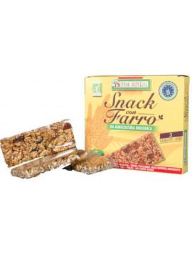 Spelt snacks (3 x 20 g) 60g - Organic