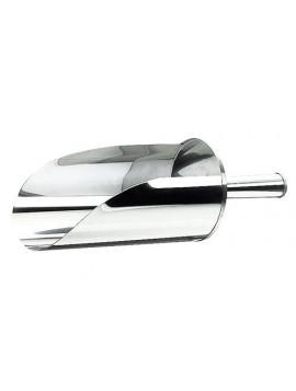 Stainless steel scoop 0,1Lt