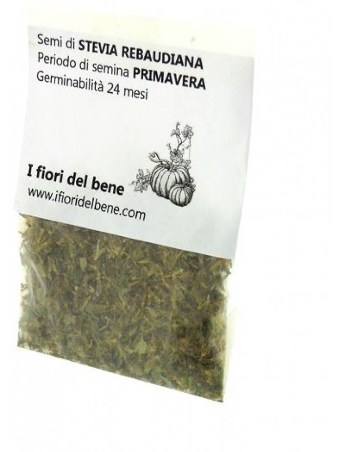Semi Fiori Online.Stevia Seeds 1000 Seeds 1g Tibiona Online Shop