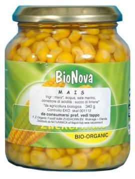 Sweet corn 360g - Organic