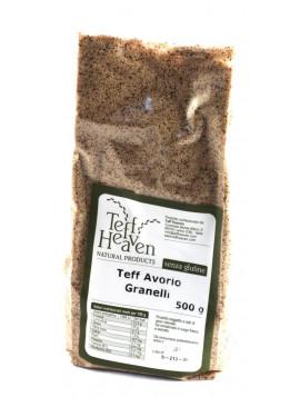 Teff ivory grains 500g – Gluten free