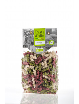 three color rice Fusilli 250g - Organic - Gluten free