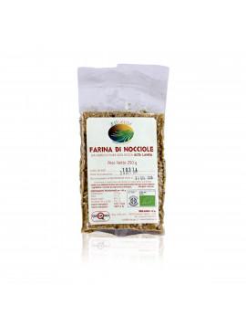 Toasted hazelnut flour 250g - Organic