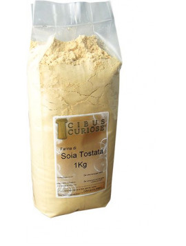 Toasted soy flour 1Kg