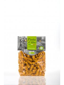 "Turmeric rice ""Curls"" 250g - Organic – Gluten free"