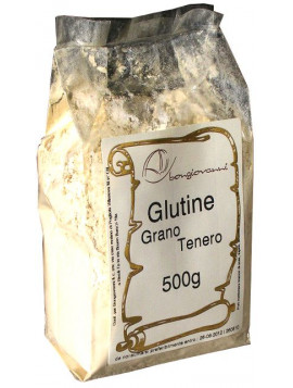 Wheat gluten 500g