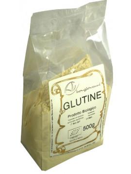 Wheat gluten 500g - Organic