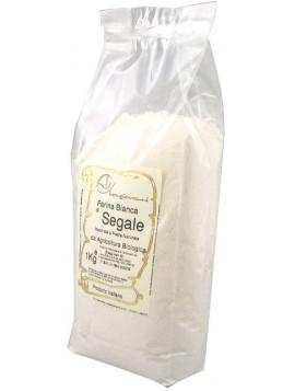 White rye flour 1Kg - Organic