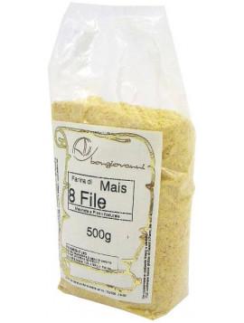Wholemeal Fine corn flour 500g