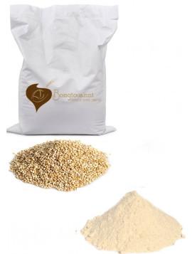 Wholemeal Quinoa flour 1Kg  - Organic