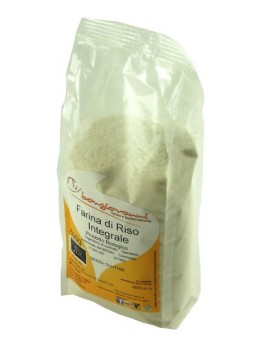 Wholemeal rice flour 500g - Organic – Gluten free