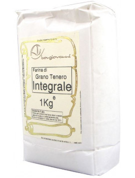 Wholemeal Wheat flour 1Kg