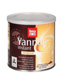 Yannoh Instant (soluble) 250g - Organic